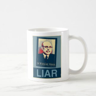 Bernanke - Sigmund Fraud Mug