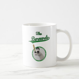 Bernard Bear Baseball Merchandise Coffee Mug