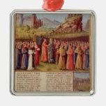 Bernard cruzada de predicación de Clairvaux de la Adornos De Navidad