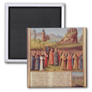 Bernard cruzada de predicación de Clairvaux de la  Imanes