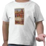 Bernard cruzada de predicación de Clairvaux de la Camiseta
