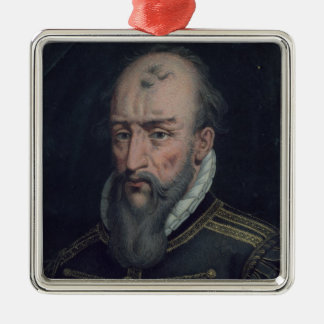 Bernard Palissy Metal Ornament