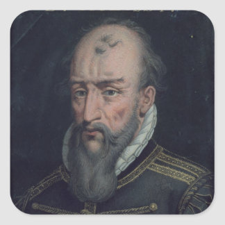 Bernard Palissy Square Sticker