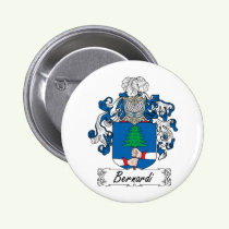 Bernardi Family Crest Button