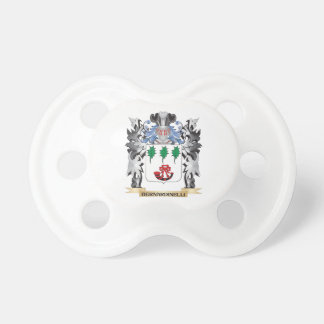 Bernardinelli Coat of Arms - Family Crest BooginHead Pacifier