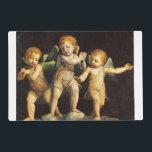 """Bernardino Luini - Three Cherubs Placemat<br><div class=""""desc"""">1</div>"""