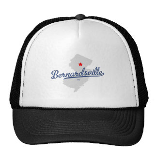 Bernardsville New Jersey NJ Shirt Trucker Hat