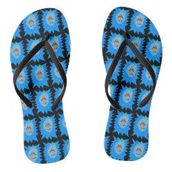 bernd hate flip flops