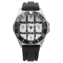 bernd hate wrist watch