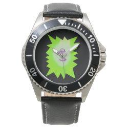 bernd hate wrist watches