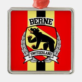Berne Metal Ornament