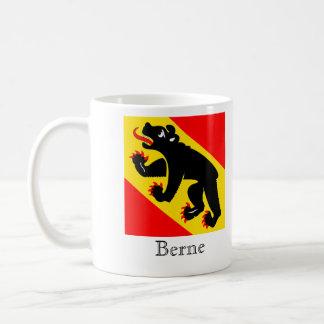Berne, Suisse Drapeau Flags Coffee Mug