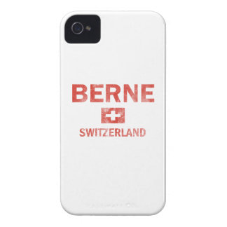 Berne Switzerland Designs iPhone 4 Covers