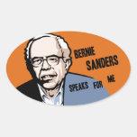 Bernel Sanders Sticker