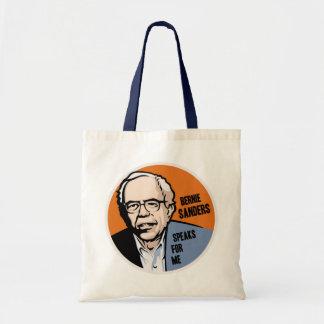 Bernel Sanders Tote Bag