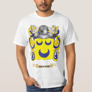 Berner Coat of Arms (Family Crest) Shirt