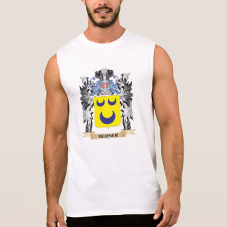Berner Coat of Arms - Family Crest Sleeveless T-shirts