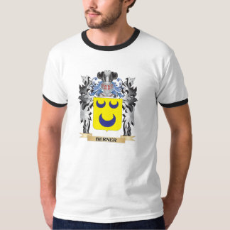 Berner Coat of Arms - Family Crest T Shirt