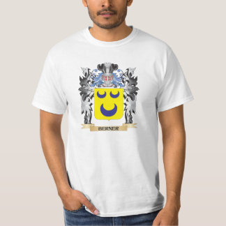 Berner Coat of Arms - Family Crest Tshirts