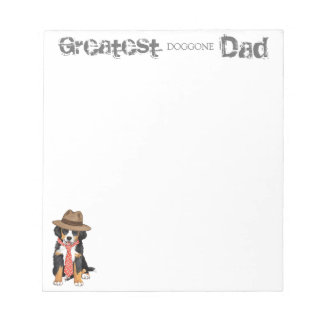 Berner Dad Notepad