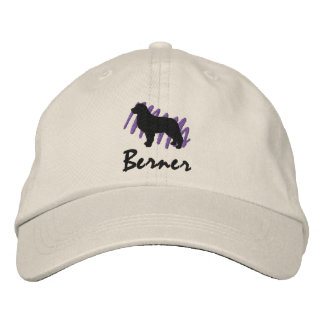 Berner garabateado gorras de beisbol bordadas
