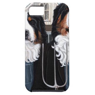 Berner gótico funda para iPhone SE/5/5s