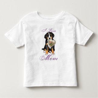 Berner Heart Mom Toddler T-shirt