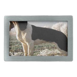 Berner Laufhund Dog Belt Buckle