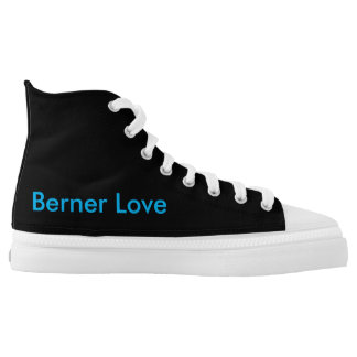 Berner Love High-Top Sneakers