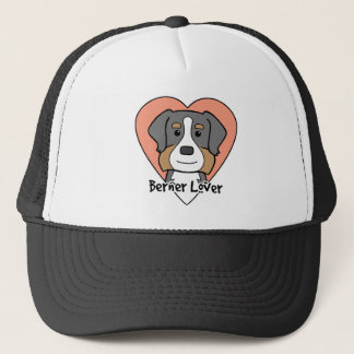 Berner Lover Trucker Hat