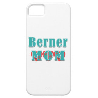 Berner Mom Hearts iPhone SE/5/5s Case