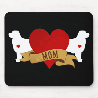 Berner Mom [Tattoo style] Mouse Pad