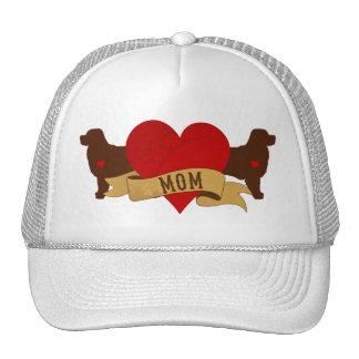 Berner Mom [Tattoo style] Trucker Hat