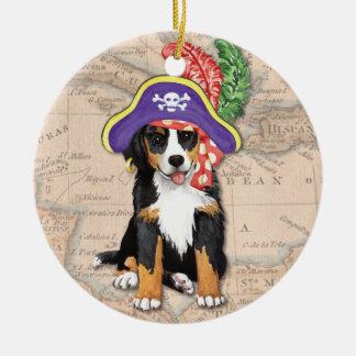 Berner Pirate Ceramic Ornament