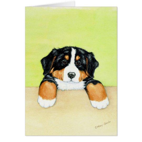 Berner Pup Card