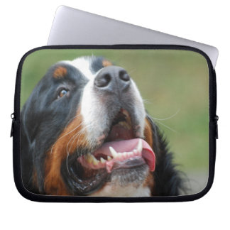 Berner Sennenhund Dog Electronics Bag Laptop Sleeves