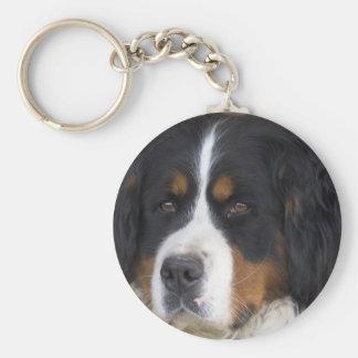Berner Sennenhund Keychain