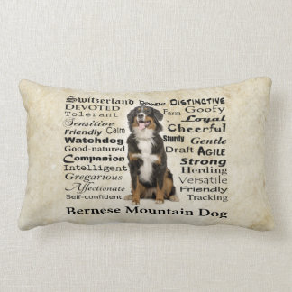 Berner Traits Pillow