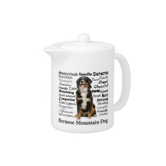 Berner Traits Teapot