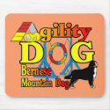 Bernese Agility Gifts mousepad