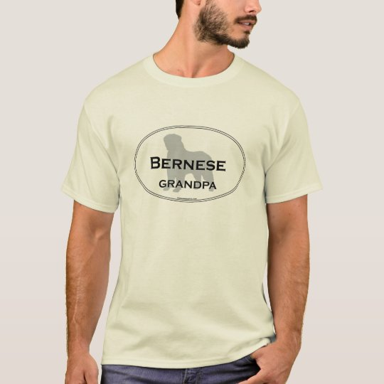Bernese Grandpa T-Shirt