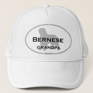 Bernese Grandpa Trucker Hat