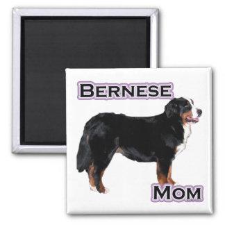 Bernese Mom 4 - Magnet