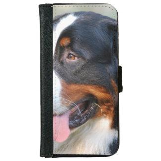 bernese-mountain-dog-10 iPhone 6 wallet case