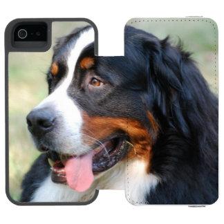 bernese-mountain-dog-10 incipio watson™ iPhone 5 wallet case