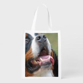 bernese-mountain-dog-14 bolsa para la compra