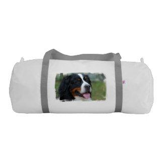 bernese-mountain-dog-7 bolsa de deporte