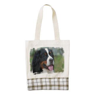 bernese-mountain-dog-7 bolsa tote zazzle HEART