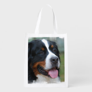 bernese-mountain-dog-7 bolsas para la compra