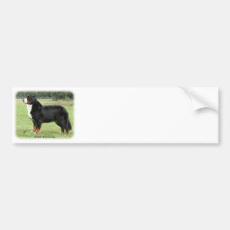 Bernese Mountain Dog 9Y236D-087 Car Bumper Sticker